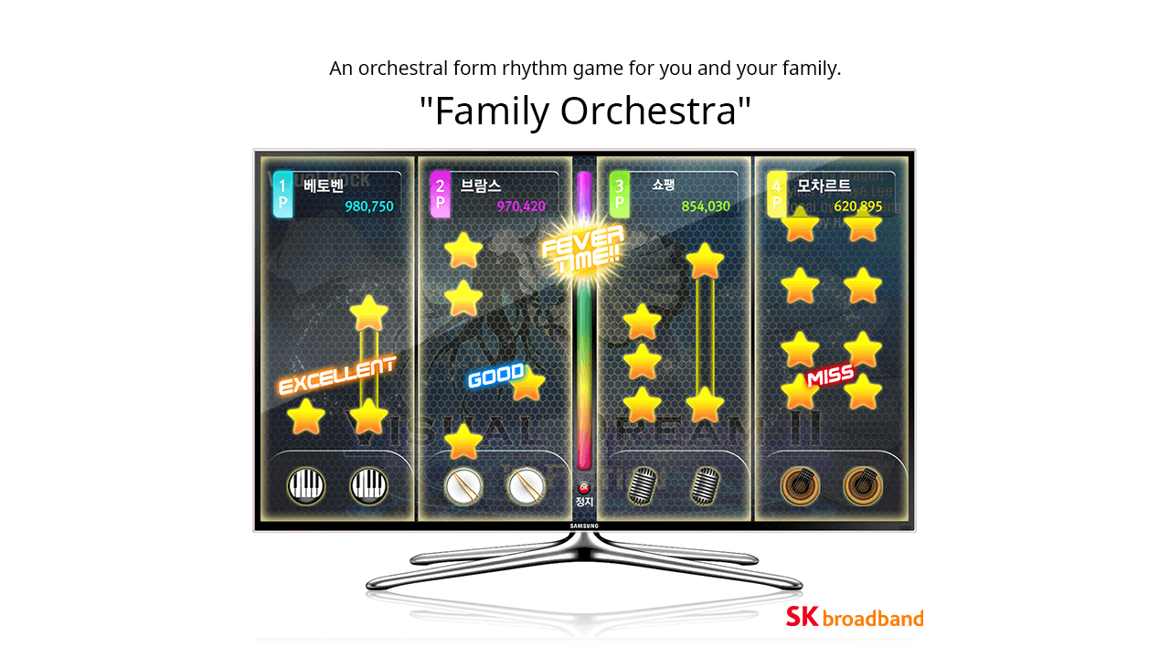 TV Family Orchestra
